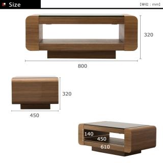 リビングテーブル 800サイズ / Loob.s