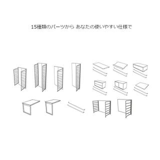引き出し1段 / ezbo(イジボ)7