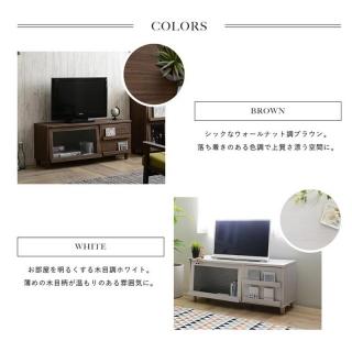TVボード リビングボード テレビラック 120cm幅 / Neflas(ネフラス)