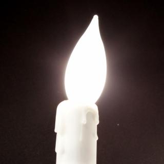 3灯式 キャンドルランプ 卓上照明