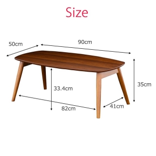 折りたたみリビングテーブル  / Sereno(セレノ)