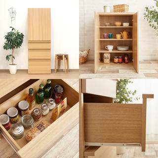 組み合わせ食器棚(板戸とチェスト) / Fig(フィグ)