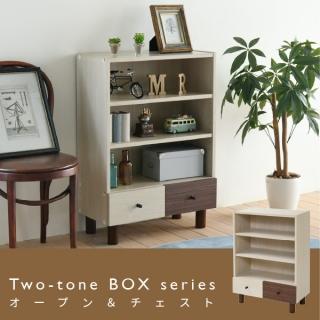 オープン&チェスト / Two-tone BOX series