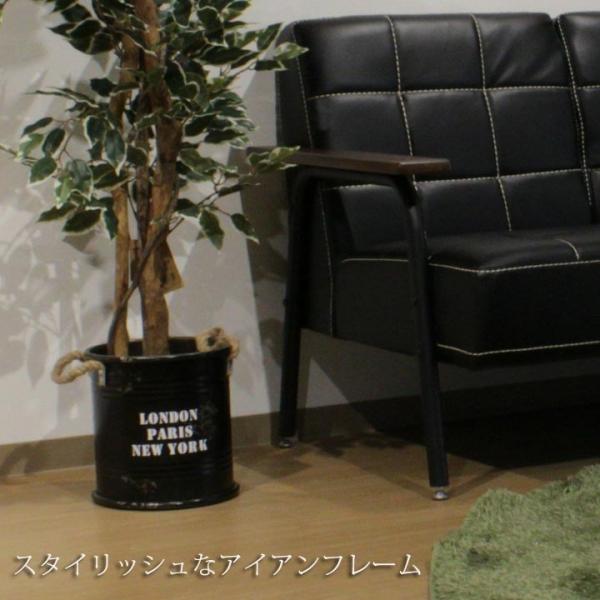 レザー 2人掛けソファ / Terrace(テラス)